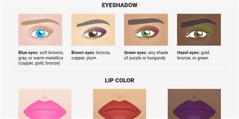 what color eyeshadow should i wear the best makeup for your skin tone and eye color insider