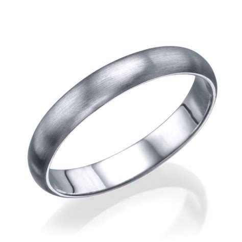 Wedding Ring Z 3 by Platinum S Wedding Ring 3 6mm Rounded Design By