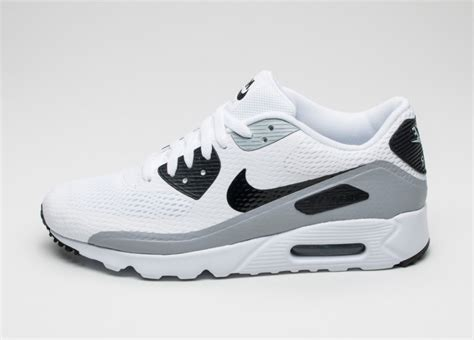 Nike Airmax 90 Black White nike air max 90 ultra essential white black wolf grey