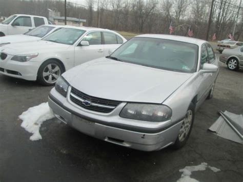 how it works cars 2001 chevrolet impala on board diagnostic system buy used 2001 chevrolet impala needs work but well worth it in burlington new jersey united