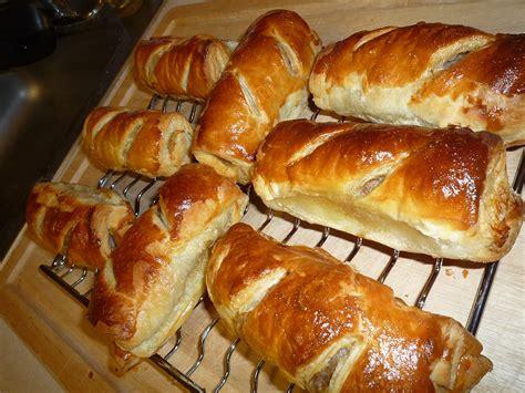 sausage roll wikipedia
