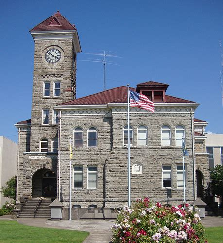 polk county court house polk county courthouse dallas oregon flickr photo sharing