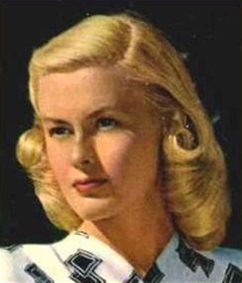 1940s pageboy hairstyles | deborah burrows