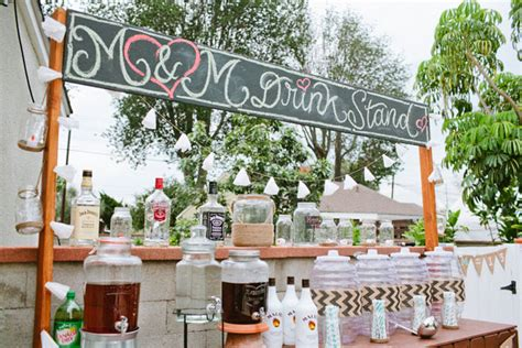 backyard wedding ideas diy intimate diy backyard wedding artfully wed wedding