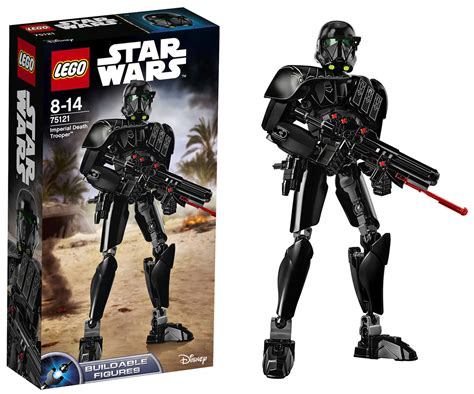 Minifigure Minifig Wars Starwars Rogue One K 2so K2so Droid 8 rogue one a wars story lego sets revealed mymbuzz