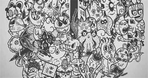 kumpulan doodle name 12 contoh gambar doodle keren grafis media