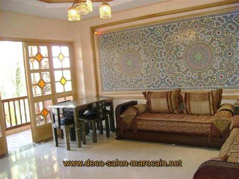 Beau Decoration Arabe Maison #2: Salon-du-Maroc-style-orientale.jpg