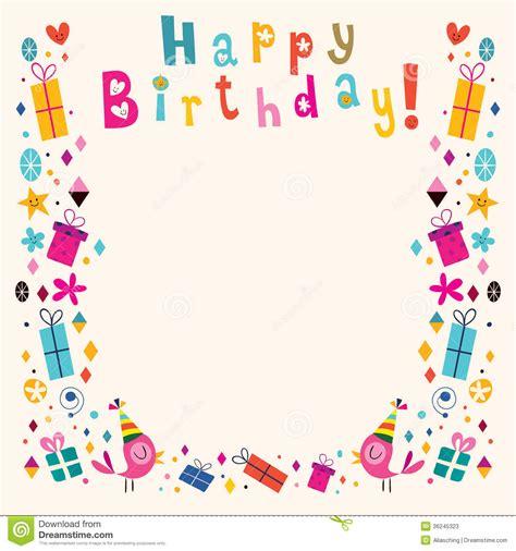 Happy Birthday Frame Clipart 38 Free Printable Birthday Borders And Frames