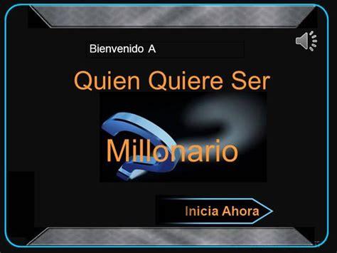 tutorial flash quien quiere ser millonario quien quiere ser millonario funlam afi3 authorstream