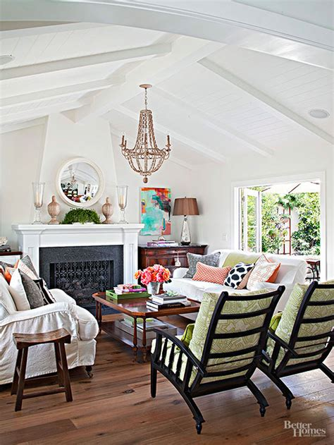how do i decorate my house living room colors and decorating better homes and