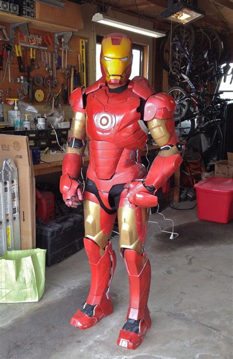 animatronic iron man mkiii suit news sparkfun electronics