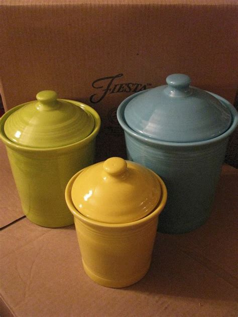fiesta kitchen canisters 1724 best ideas about fiesta on pinterest bakeware