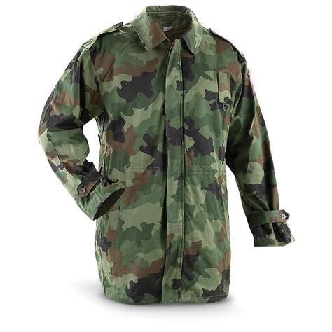 Rd Jaket Parka Army army surplus winter coats tradingbasis