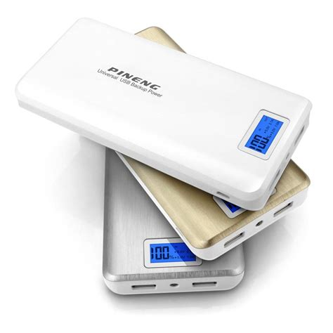 Powerbank Original original pineng pn999 20 000mah power bank 11street