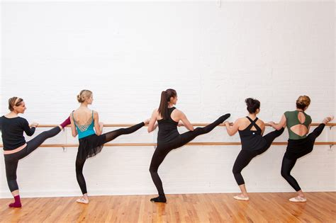free barre workouts nyc beginner s workout