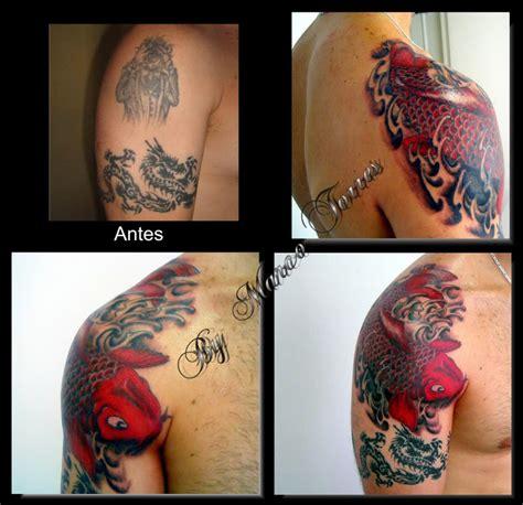 tattoo carpa ibrahimovic carpa koi