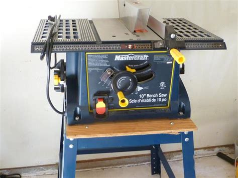 second hand bench saw table saw never used central saanich victoria