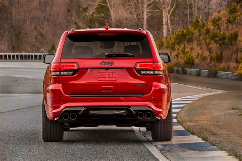trackhawk jeep 2018 jeep grand trackhawk look hell