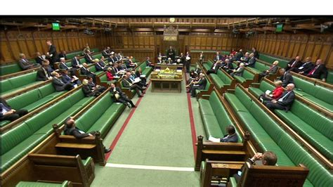 british house of commons democracy live monday in the house of commons bbc news