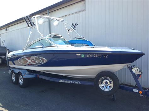 mastercraft boats redmond 2003 mastercraft x30 loaded for sale in redmond washington
