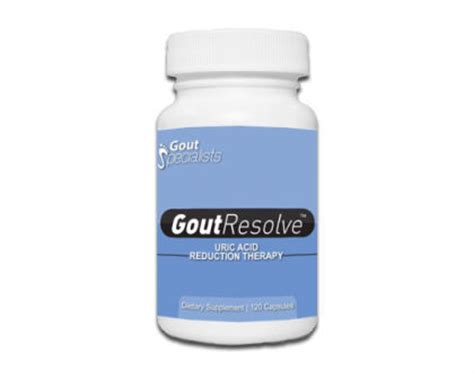 Resolve Detox Reviews by Gout Resolve Uric Acid Reduction Therapy Review Does It