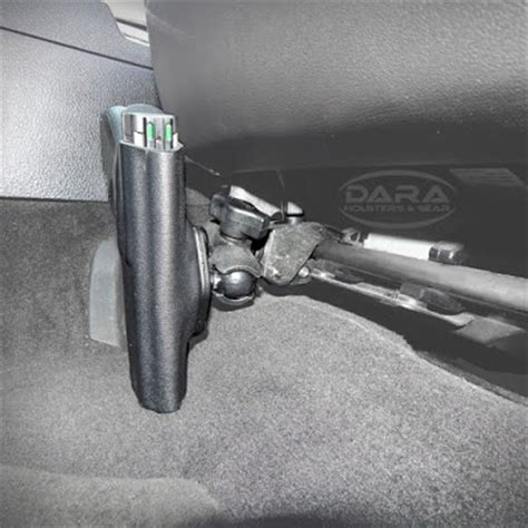car mounted dara holsters mounted holsters for vehicles