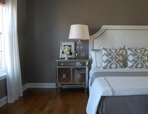 bedrooms painted gray grey bedroom paint color design ideas