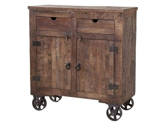cordelia rustic accent chests and cabinets by chic