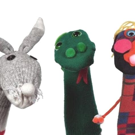 a sock puppet snake bunny and snake sock puppet sock puppet