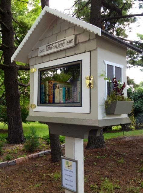 tiny library 2928 best community little free libraries images on