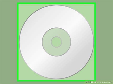 format cd rw mac 2 easy ways to format a cd with pictures wikihow