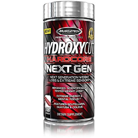 Best Supplement For Fitness Muscletech Hydroxycut Next Non Stimul 1 muscletech hydroxycut next scientifically tested weight loss and energy weight