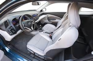 Honda Cr Z Interior Honda Cr Z Review Shifting Gears
