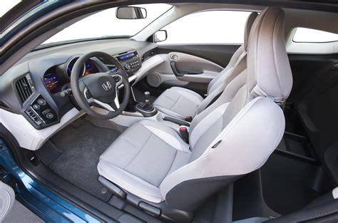 Honda Cr Z Hybrid Interior by 2010 Reviews Shifting Gears