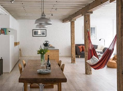 hammock in living room 8 indoor hammocks for those lazy days purewow