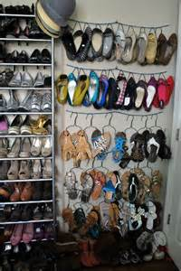 No More Rack Shoes 25 Best Ideas About Shoe Hanger On Clothes