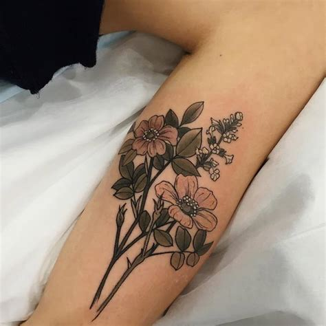 26 nature inspired neo traditional tattoos by sophia