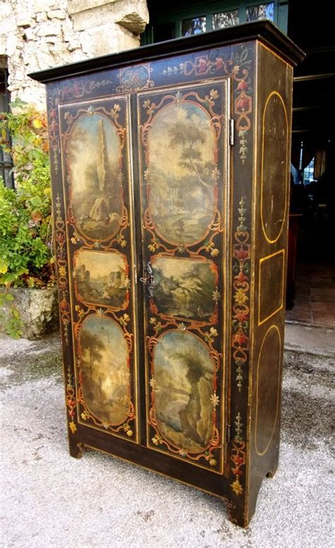 Antique Armoire For Sale by 18th Century Uz 232 S Cabinet Armoire For Sale
