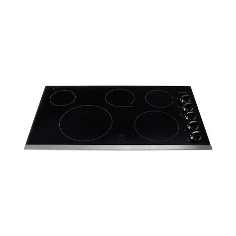 Ceramic Cooktop Repair frigidaire electric cooktop 36 in ffec3625ls sears