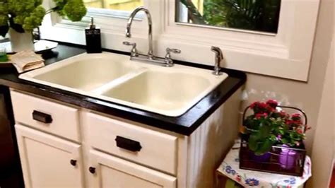 kitchen rehab ideas creating a vintage kitchen rehab addict hgtv doovi