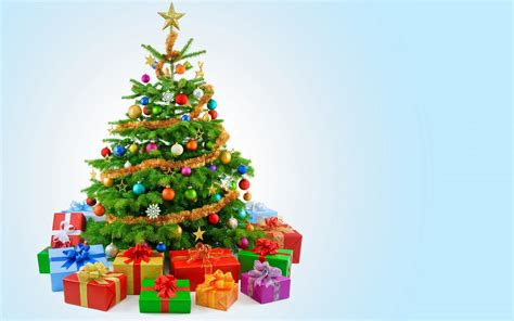 wallpaper christmas tree decoration presents gifts  celebrations christmas