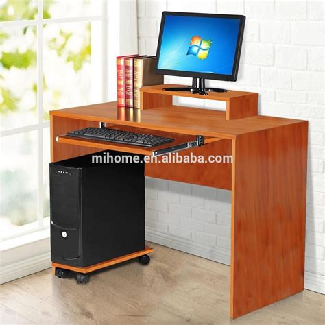 pb desk modern melamine pb wooden computer desk pc table buy