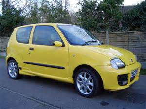 Fiat Seicento For Sale Fiat Seicento 1 1 Sporting Michael Schumacher 2001 For