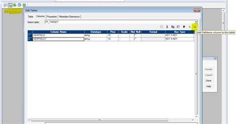 Alter Table Add Column Dynamic Filenames And Transaction Control Transformation