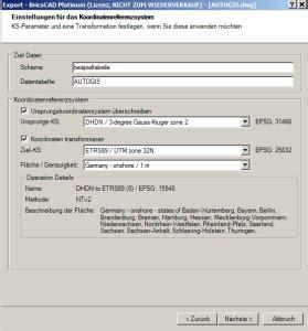 spatial manager für bricscad und autocad