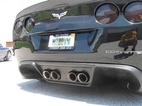 gt2 rear diffuser for stock or aftermarket exhaust on sale