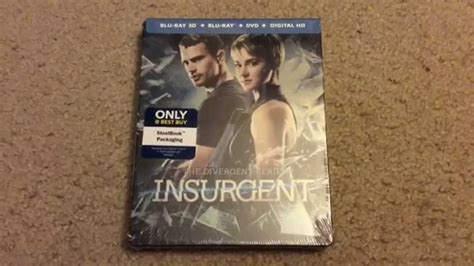 Steelbook Divergent Best Buy the divergent series insurgent best buy exclusive