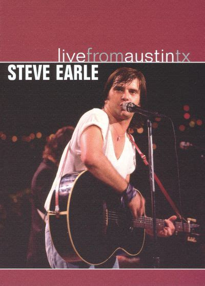 austin tx steve earle songs reviews credits awards allmusic