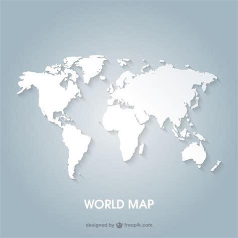 image world map world map vector free