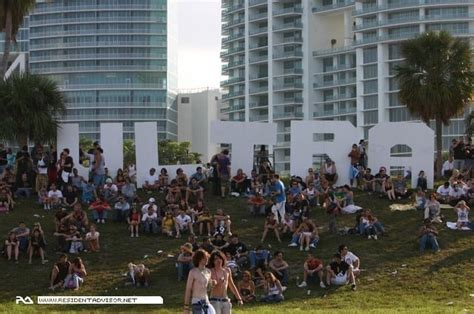 City Of Miami Records The 2008 Ultra Festival The Record In The City Of Miami For Tickets Sold